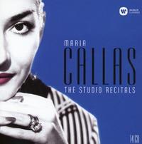 The Studio Recordings-Maria Callas-CD