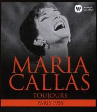 Maria Callas - Callas...Toujours (Paris 1958)-Blu-Ray