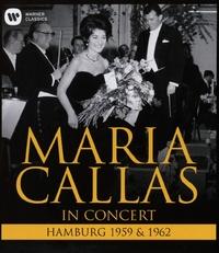 Maria Callas - Callas Concert Hamburg 59&62-Blu-Ray