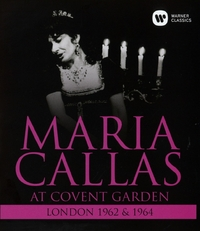 Maria Callas - Callas At Covent Garden 62&64-Blu-Ray