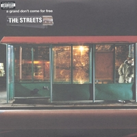A Grand Don't Come For Free-The Streets-LP