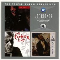 Triple Album Collection-Joe Cocker-CD