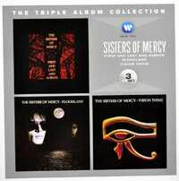 Triple Album Collection-The Sisters Of Mercy-CD
