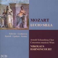 Mozart:Lucio Silla-CMW, Harnoncourt-CD