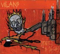 Drenched In The Poisons-Villains-CD