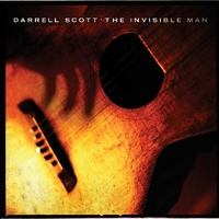 The Invisible Man-Darrell Scott-CD