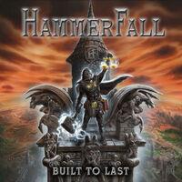 Built To Last-Hammerfall-LP