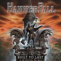 Built To Last-Hammerfall-CD