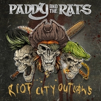 Riot City Outlaws-Paddy And The Rats-CD