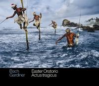 Easter Oratorio Actus Tragicus-Monteverdi Ch. Orch. Rev. Et Romant-CD