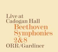 Symphony 2 & 8-Orchestre Revolutionnaire Et Romant-CD