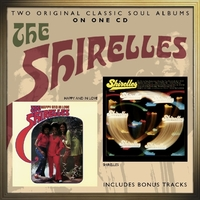 Happy And In Love-Shirelles-CD