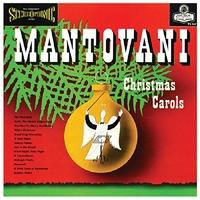 Christmas Carols-Mantovani-CD