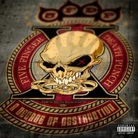 A Decade Of Destruction-Five Finger Death Punch-CD