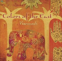 Colors Of The East-Karunesh-CD