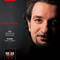 Sonata In B Minor/El..-Granados, Liszt-CD