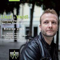 Complete Paraphrases..-Liszt, Verdi-CD