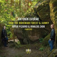 From The Bohemian Forest-A. Dvorak-CD