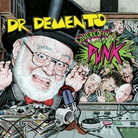 Dr. Demento Covered In..--LP