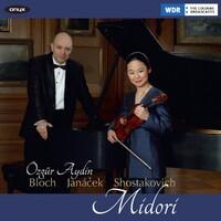 Works For Violin & Piano-Midori-CD