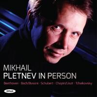 Pletnev In Person-Mikhail Pletnev-CD