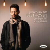 Piano Sonatas Vol.3-Jonathan Biss-CD
