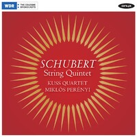String Quintet-Kuss Quartet Perenyi-CD