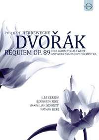 A. Dvorak - Requiem Op.89-DVD