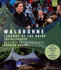 Berliner Philharmoniker - Waldbuhne 2017-Blu-Ray