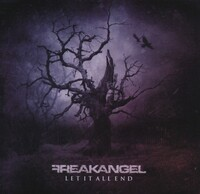 Let It All End-Freakangel-CD