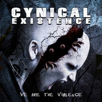 We Are The Violence-Cynical Existence-CD