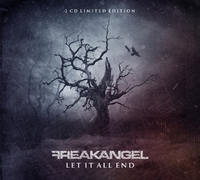 Let It All End (LTD)-Freakangel-CD