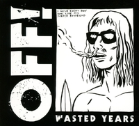 Wasted Years-Off-CD