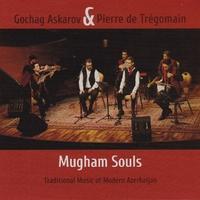 Mugham Souls-Gochag Askarov & Pierre de Tregomain-CD