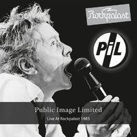 Live At Rockpalast-Public Image Limited-CD