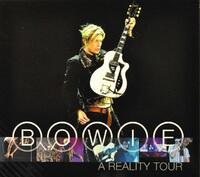 A Reality Tour-David Bowie-CD