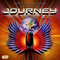 Don't Stop Believin'- The Best Of Journey-Journey-CD