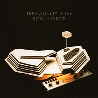 Tranquility Base Hotel & Casino-Arctic Monkeys-CD