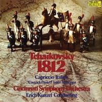 1812 Overture/Capriccio..-P.I. Tchaikovsky-LP