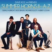 Summer Horns II - From..-Dave Koz & Friends-CD