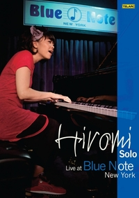 Hiromi - Solo Live At Blue Note New York-DVD
