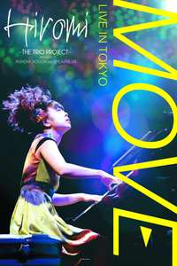Move-Live In Tokyo-Hiromi-CD