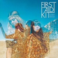 Stay Gold-First Aid Kit-CD