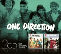 Up All Night / Take Me Home-One Direction-CD