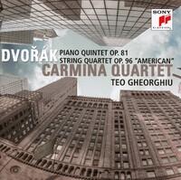 Piano Quintet Op.81-A. Dvorak-CD