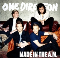 Made In The A.M.-One Direction-CD