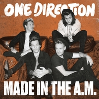 Made In The A.M. (Deluxe)-One Direction-CD