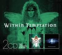 Mother Earth/The Silent Force-Within Temptation-CD