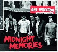 Midnight Memories-One Direction-CD