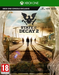 State Of Decay 2-Microsoft XBox One